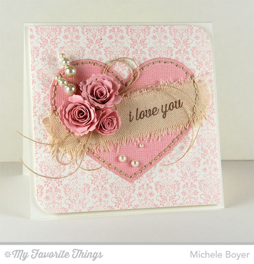 Mft January Previews All My Love Paper Cuts