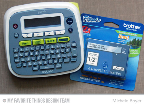 Michele Boyer/Die-namics - Label Maker