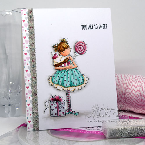 Michele Boyer - Stamping Bella