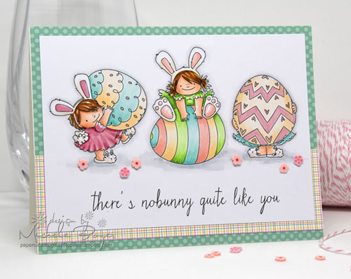 Stamping Bella Squidgy Easter Trio