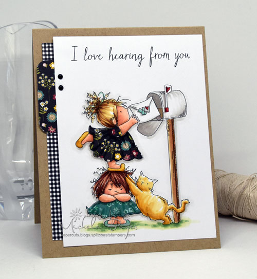 Snail Mail Squidgies - Stamping Bella