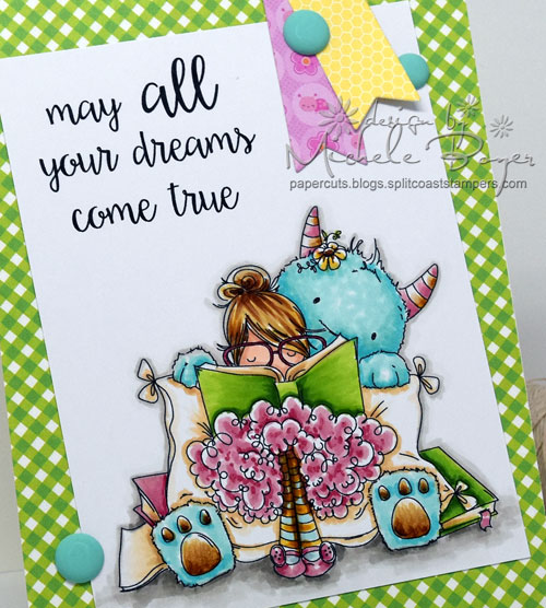 Tiny Townie Dorothy the Dreamer - Stamping Bella