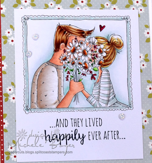 Happily Ever After - Stamping Bella