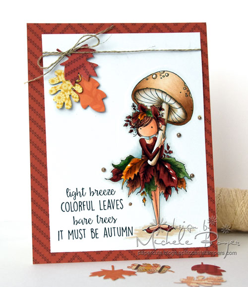 "Stamping Bella Tiny Townie ""Autumn Loves Autumn"""