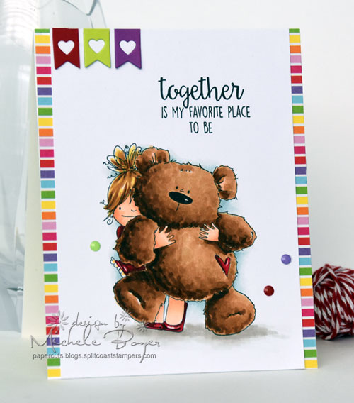 Stamping Bella - Squidgy and Teddy