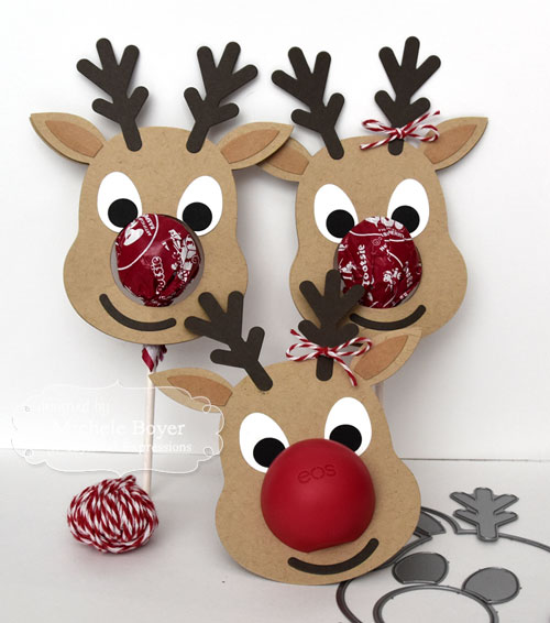 Taylored Expressions Reindeer Pops