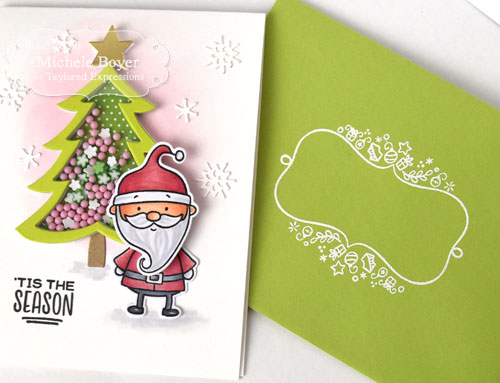 Taylored Expressions Tree Shaker with stamped envelope