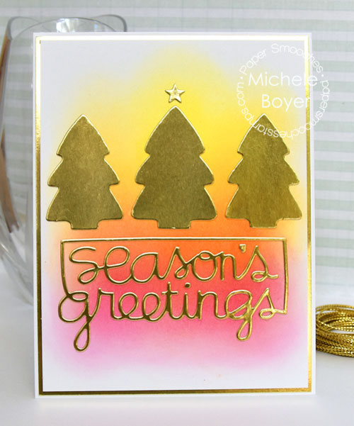 Paper Smooches Season's Greetings and Holiday Sweets