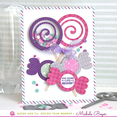 Queen & Company Candy Land Kit