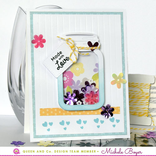 Queen & Company Love Jar Kit