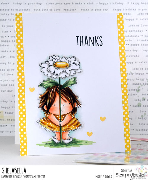 Stamping Bella Daisy Squidgy