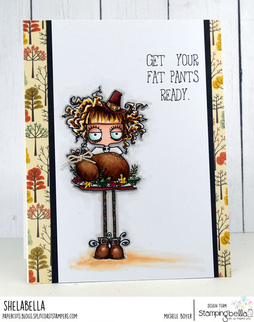 Stamping Bella Thanksgiving Oddball