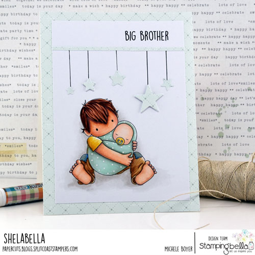 Stamping Bella Tiny Townie Big Brother