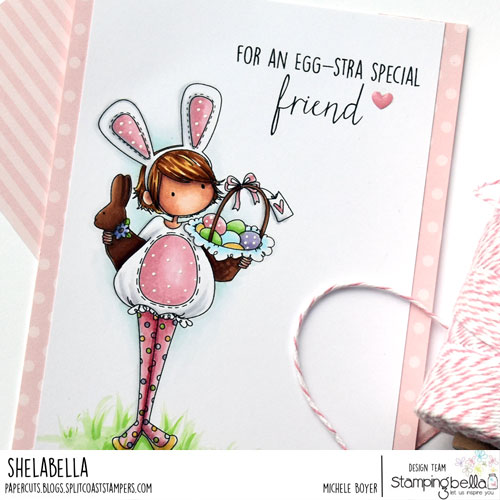 Stamping Bella Ella Loves Easter