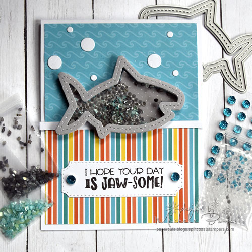 Queen & Company Under the Sea Kit - Shark