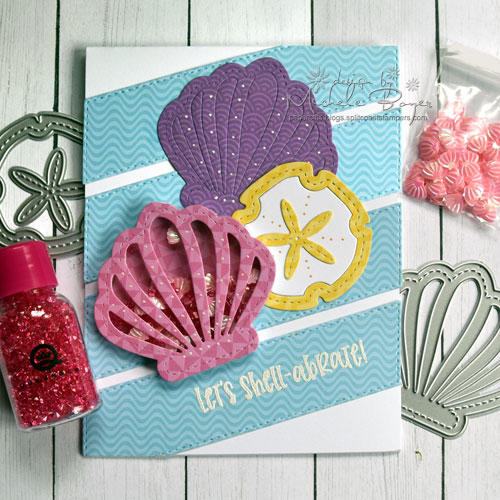 Queen & Company Under the Sea Kit - Sea Shells