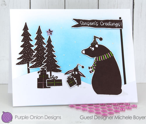 Purple Onion Designs Julian Charlton Silhouettes