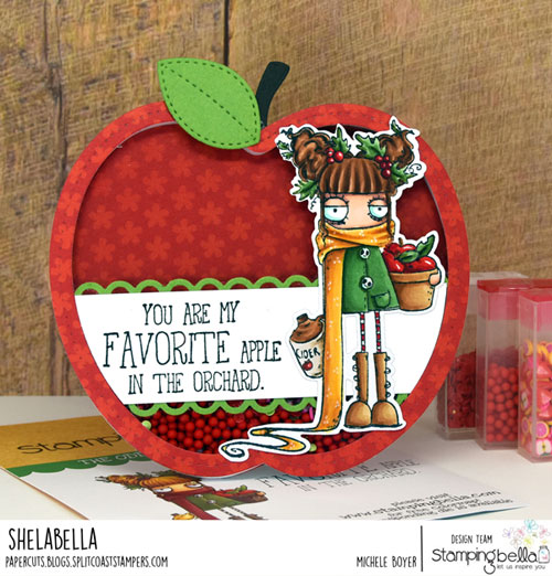 Stamping Bella Apple Cider Oddball