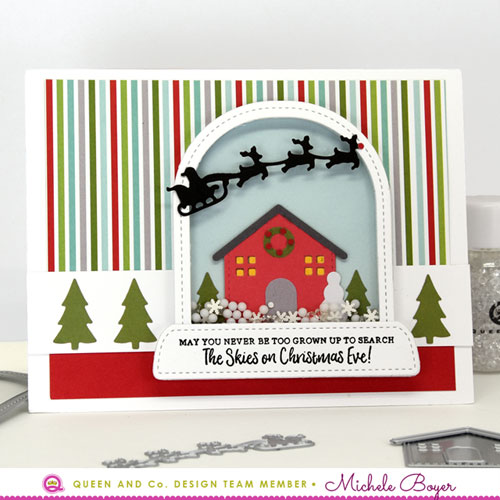 Queen & Company Winter Wonderland Shaker kit