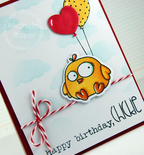 Michele Boyer - Paper Smooches